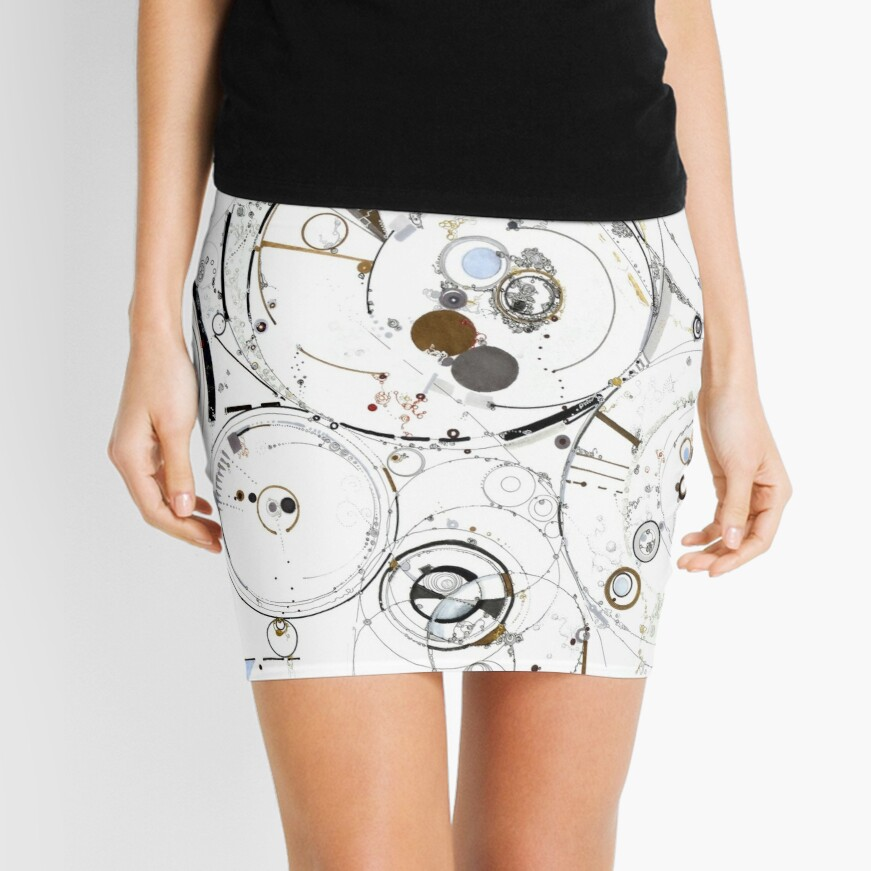 Synchronicity Mini Skirt