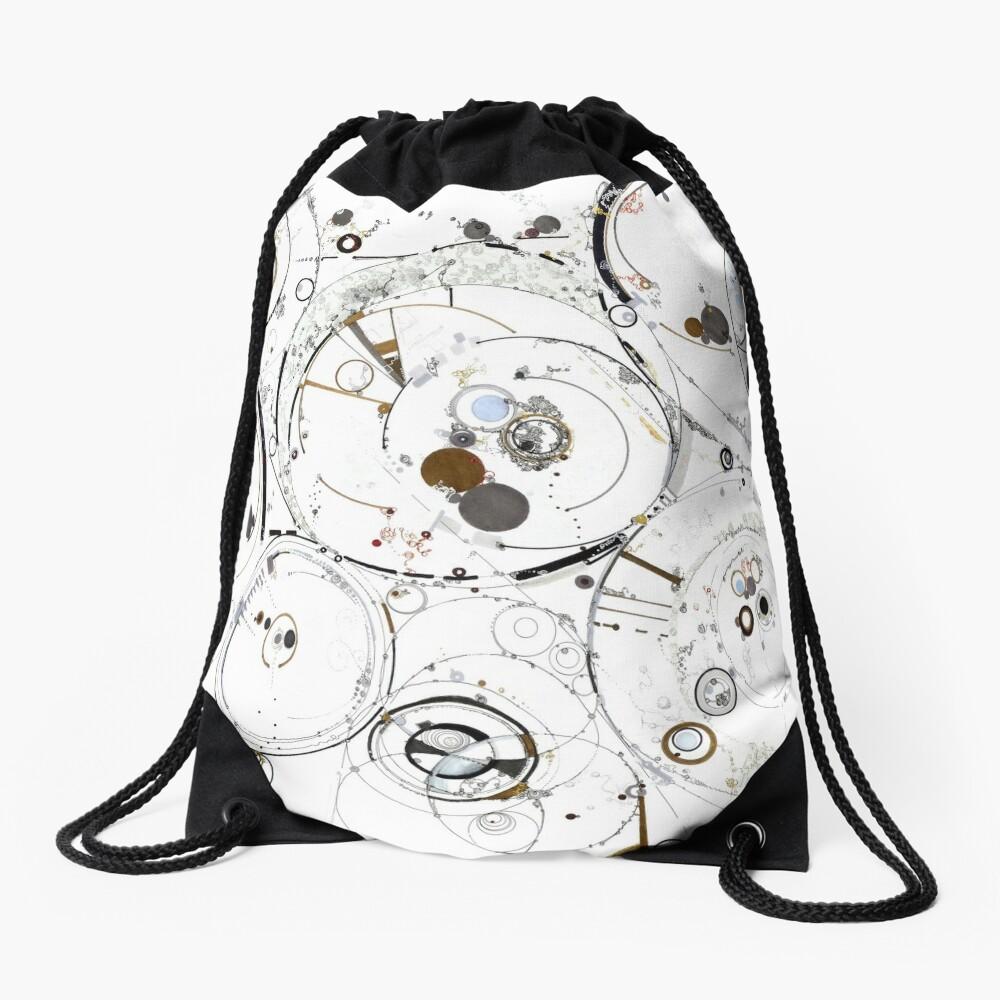 Synchronicity Drawstring Bag