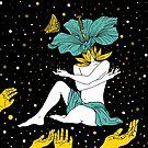 «Mujer flor eterna» de Carolina  Zambrano Enriquez