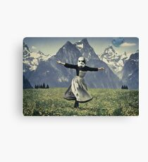 The Sound Of Yolo Trooper Canvas Print