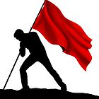 THE RED FLAG by Paparaw