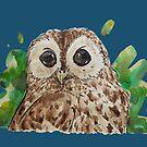 Owl by pokegirl93
