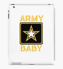 Army Baby iPad Case/Skin