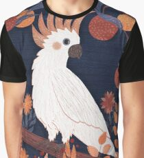 cockatoo is love Graphic T-Shirt