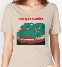 Dead Milkmen Big Lizard in My Backyard Women's Relaxed Fit T-Shirt