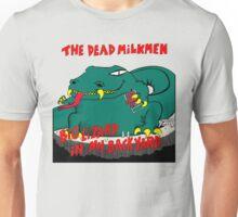 Dead Milkmen Big Lizard in My Backyard Unisex T-Shirt