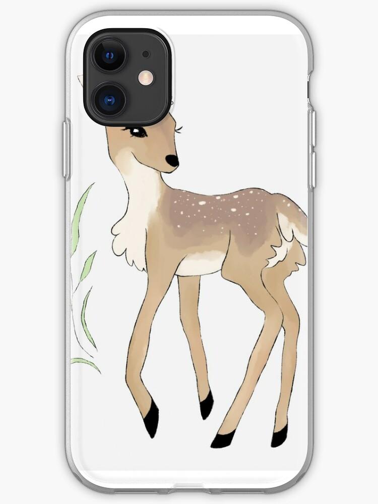 Doe a Deer iphone 11 case