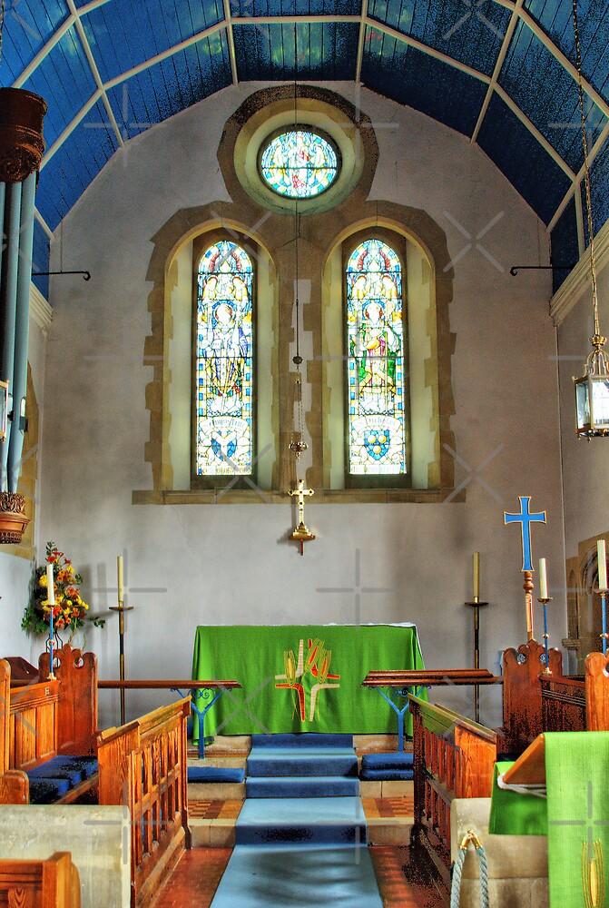 St. Mary's Church by Catherine Hamilton-Veal  ©