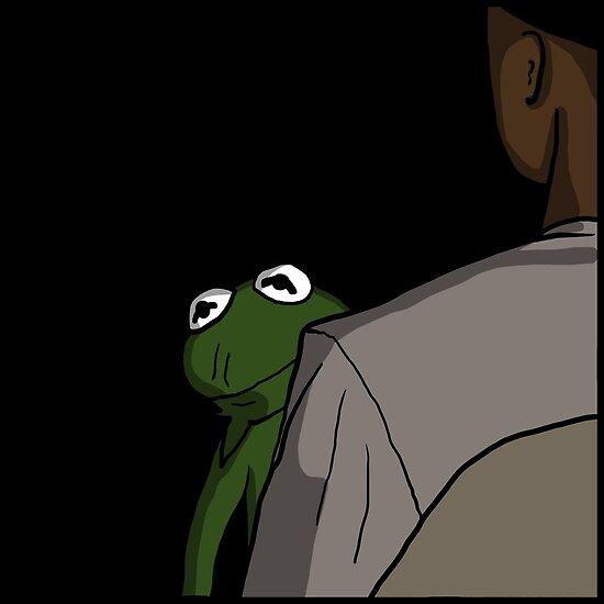 Kermit sings Usher by tiffato3