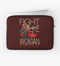 Dora Milaje - Fight Like a Woman! Laptop Sleeve