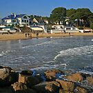 Sandbanks Beach, Poole, Dorset by RedHillDigital