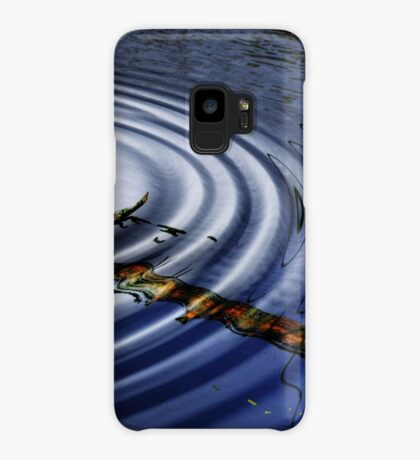 RIPPLED  WATERS Case/Skin for Samsung Galaxy