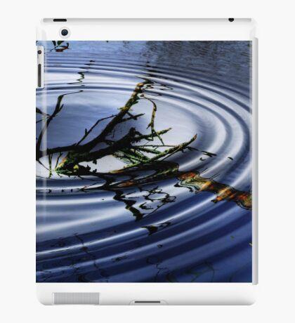 RIPPLED  WATERS iPad Case/Skin