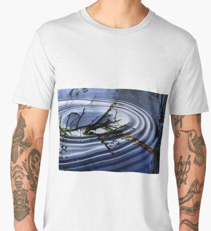 RIPPLED  WATERS Men's Premium T-Shirt