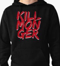 KILLMONGER RED Pullover Hoodie