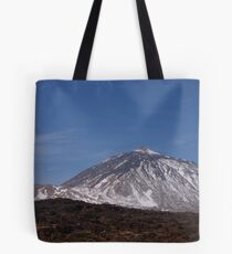 Mount Teide Tote Bag