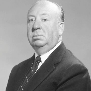 Alfred Hitchcock  by prodesigner2
