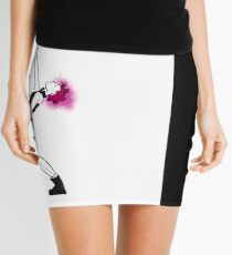 Hayley Williams Alternative Press Awards Design Mini Skirt