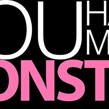 Monster Girl Shirt by JaneFlame