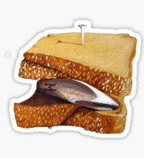 Wholemeal Club Sandwedge Sticker