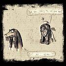 The Underworld - Geb and Sobek by AxelAlloy