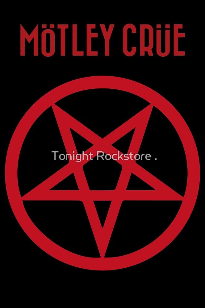 Mötley Crüe SHOUT AT THE DEVIL