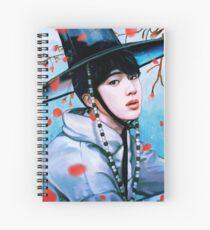 Hanbok Jin - Moonlight drawn by clouds Spiral Notebook