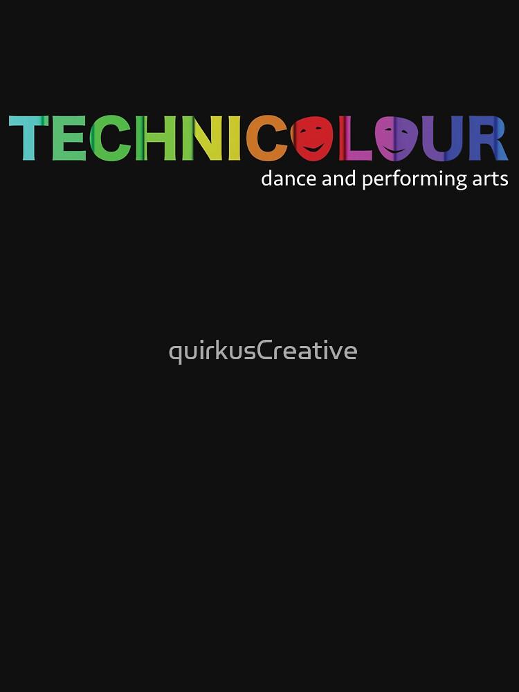 Technicolour by quirkusCreative