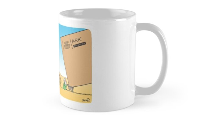 Ikea Ark Mugs By Timtoons Redbubble