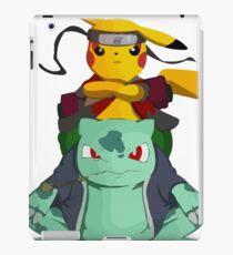 Funny Cute Pkemon Outfit Naruto Anime Mens TeeShirt iPad Case/Skin