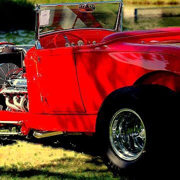 Red Hot Bucket by davesdigis