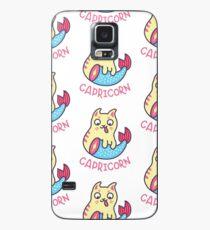 Funny Capricorn Horoscope Tshirt - Astrology and Zodiac Gift Ideas! Case/Skin for Samsung Galaxy