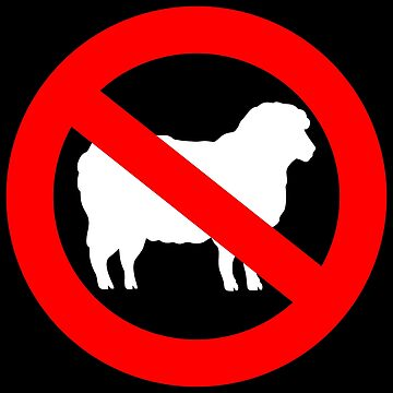 .No Sheep! No Sheeple! Wake up sheeple! by 321Outright