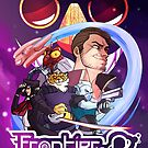 Frontier-0 Official Poster by WickedSuitProd