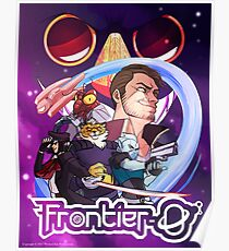 Frontier-0 Official Poster Poster