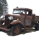 Old Truck by cdcantrell