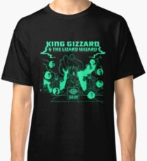 Mind Fuzz Sketch Green Classic T-Shirt