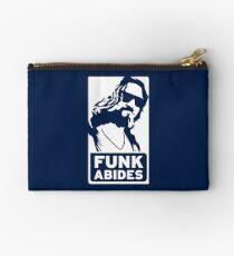 FUNK ABIDES Studio Pouch