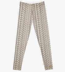 'The Shining' Overlook Hotel All Work and No Play Leggings Leggings