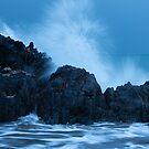 Seaside Fireworks by Craig Goldsmith
