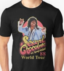 RANDY WATSON - SEXUAL CHOCOLATE WORLD TOUR 88 Unisex T-Shirt