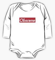 Obscene One Piece - Long Sleeve