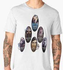 Stargate SG1 & Atlantis Replicators Ori Thor Wraith Men's Premium T-Shirt
