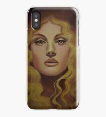 Blond Beauty iPhone Case/Skin