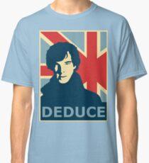 Sherlock Holmes Poster Classic T-Shirt