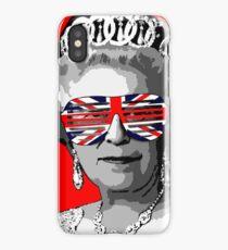 Queen Elizabeth II iPhone Case/Skin