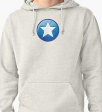 Hero halftone Pullover Hoodie