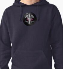 Rogue alignment halftone Pullover Hoodie