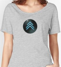 Resistance halftone Women's Relaxed Fit T-Shirt