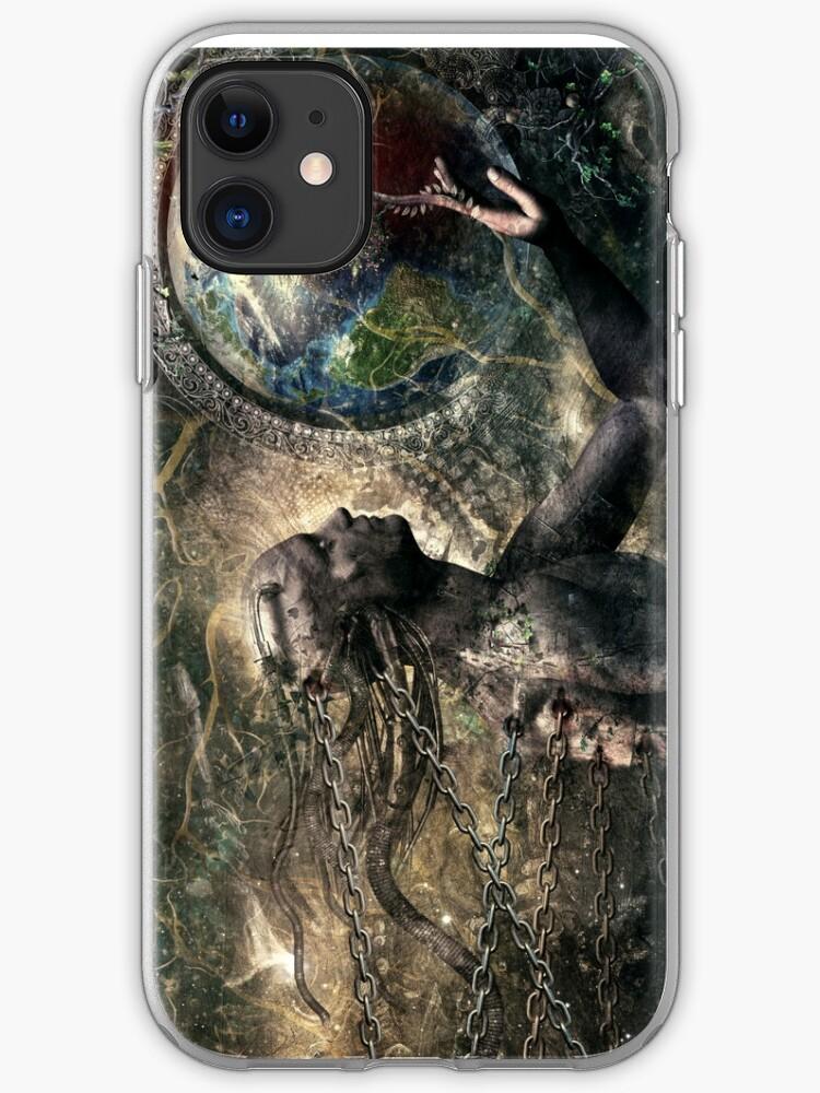 BORN OF OSIRIS ALBUM COVER 2013 iphone case
